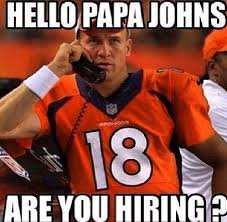 Denver Broncos Super Bowl Memes - the super bowl is not happening today but you can still laugh at