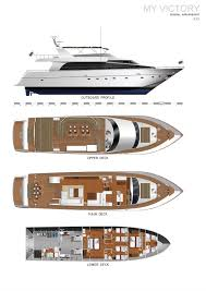 yacht floor plans oceanlife yachts luxury yacht charter in phuket