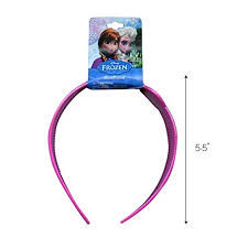 frozen headband disney frozen pink heart headband dress up elsa