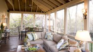 Screened In Patio Designs Inspiring Screen Porches Pictures