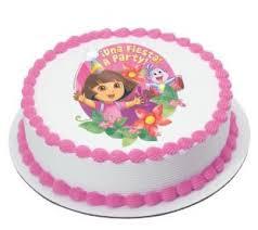 dora cake dora birthday cakes party decorations