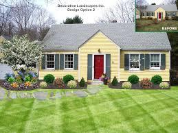 Garden Shrubs Ideas Front Yard Landscaping Ideas Front Yard Cape Cod House The Garden