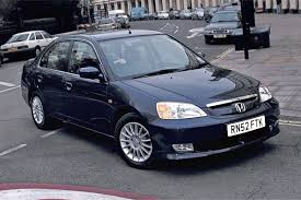 honda civic ima hybrid 2003 car review honest john