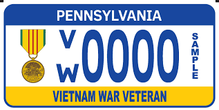 How Many Star On The American Flag Military Registration Plates