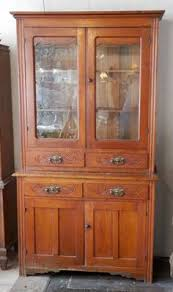 solid oak china cabinet antique quarter sawn oak china cabinet early 1900 angled sides