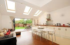 open plan kitchen family room ideas dining rooms are dying out as homeowners favour open plan living