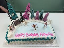Hockey Cake Decorations The 25 Best Ice Skating Cake Ideas On Pinterest Ice Skating