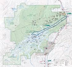 denali national park map scenic air tours denali national park tour