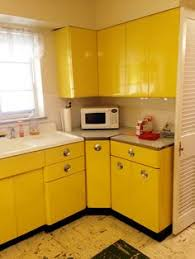 Vintage Kitchen Cabinets For Sale Red Telly Painting Metal Cabinets Part 1 U2026 Pinteres U2026