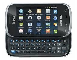 prepaid android phones at t prepaid samsung galaxy appeal qwerty android phone announced
