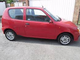 fiat seicento 1 1 in southampton hampshire gumtree