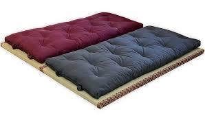 bedroom japanese futon frame sleeping on the floor mattress real