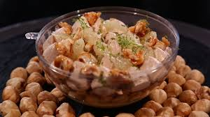 emission cuisine michalak tarte yuzu noisettes par christophe michalak dpdc