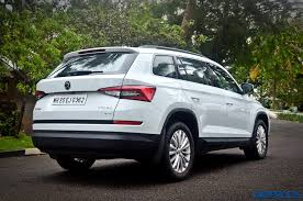 skoda kodiaq interior skoda kodiaq india review images specs and details gentle
