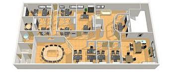 plan des bureaux agencement tertiaire organisation de chantier aménagement espace
