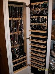 Wall Mirror Jewelry Armoire Best 25 Jewelry Cabinet Ideas On Pinterest Mirror Jewelry