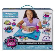 cool maker pottery studio kit toys