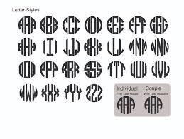 3 letter monogram painted circle monogram painted wood circle monogram craftcuts