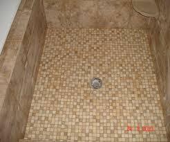 Bathroom Shower Floor Ideas Shower Tile Floor Ideas Zyouhoukan Net