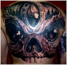35 bad evil tattoo designs