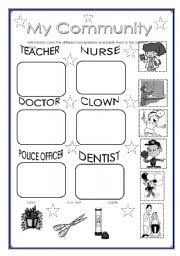 career worksheets for elementary students free worksheets library