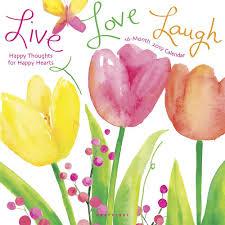 live love laugh live love laugh cavallo 2019 wall calendar calendars com