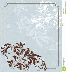 Invitation Card Stock Floral Background Invitation Card Stock Photo Image 24771030