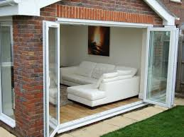 Exterior Glass Bifold Doors Exterior Why You Should Bifold Exterior Doors Modern White