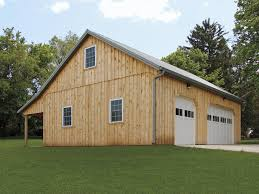 10x20 Garage River View Horse Barns All American Wholesalers