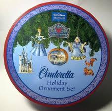 cinderella ornament set from our jim shore disney