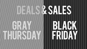 island gray thursday black friday thanksgiving deals