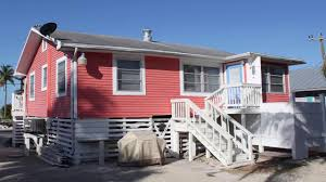 Fort Myers Beach Houses For Sale Flip Flops Cottage Fort Myers Beach Vacation Rental Youtube