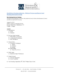 public community meeting 3 u2013 preferred sites agenda brattleboro
