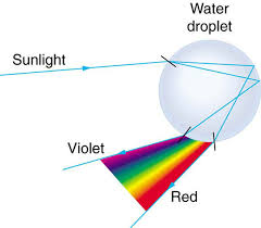 Light Is Not Refracted When It Is Reflection Refraction And Dispersion Boundless Physics