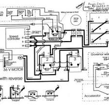ez go electric golf cart wiring diagram efcaviation com