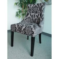 damask chair home dec design hd4001 fan damask chair set of 2