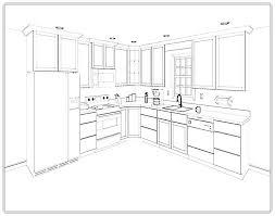 Kitchen Cabinets Layout Design Designing Kitchen Cabinets Layout Kitchen Cabinet Layout Software