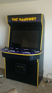 Building A Mame Cabinet Building An Arcade Cab From Scratch Need A Bunch Of Help