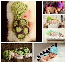 baby boy photo props aliexpress buy dinosaur turtle handmade crochet baby