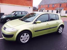 renault megane expression manual patrol 5 door in leicester