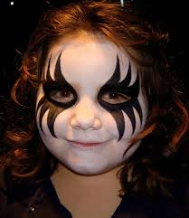 Skeleton Face Painting For Halloween by Halloween Face Paint Ideas Halloween Face Paintings Halloween