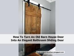 Bedroom Barn Doors by Bathroom Barn Door Jpg