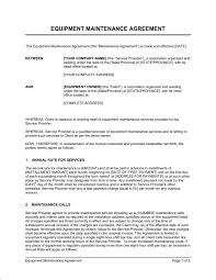 maintenance man resume master service agreement form lawn service contract sample get