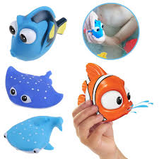 Nemo Bathroom Squirter Nemo Kids Float Water Tub Baby Bath Rubber Toy Bathroom