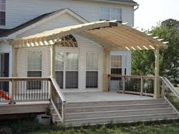 Deck With Pergola by 67 Best Pergolas One Of These Will Be Mine Images On Pinterest