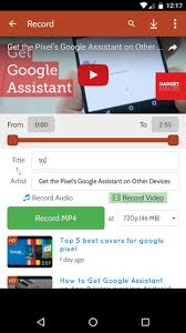 download songs how to download youtube audio or video from your android android