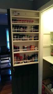 cabinet door mounted spice rack easy 1 spice racks the house 3 spice rack complete over door spice
