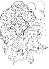 swear word coloring books kaylin art