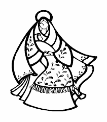 free christmas nativity coloring pictures print brandsomasz