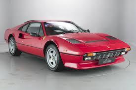 1974 ferrari 308 gtbi qv only 16600 miles classic driver market